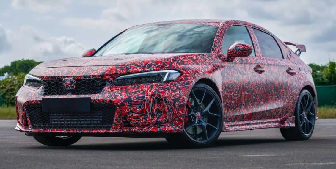 Así es el nuevo Honda Civic Type R y estos son los primeros detalles y rumores