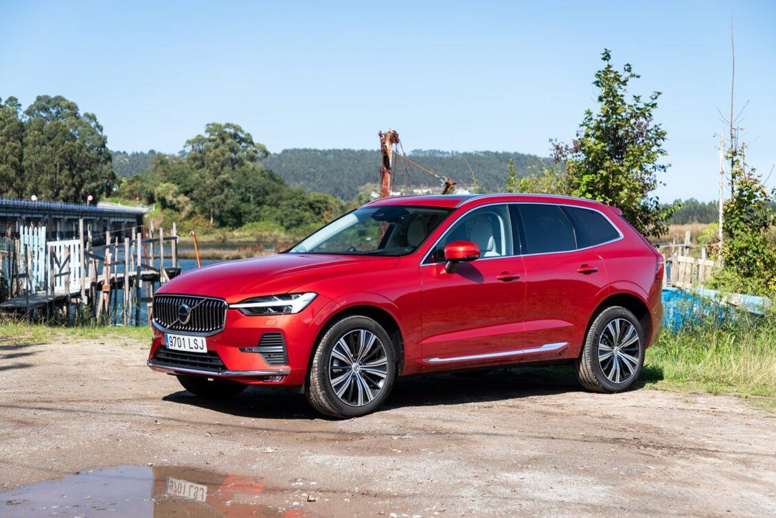 Prueba Volvo XC60 Inscription B4 Diesel AWD: sutiles cambios, grandes mejoras