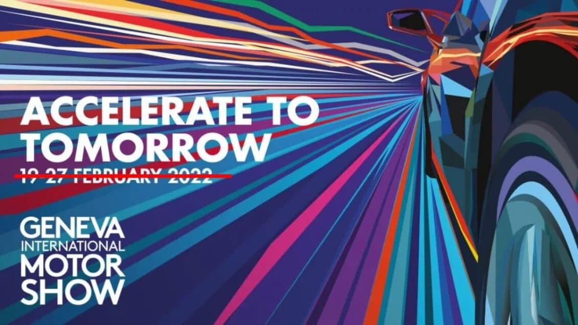 Adiós al Salón del Automóvil de Ginebra 2022: cancelado por tercer año