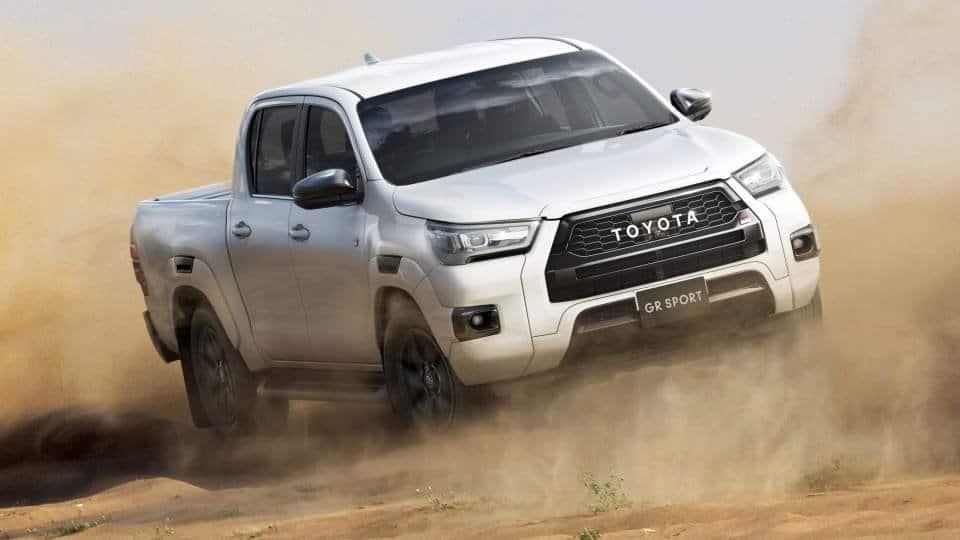 Así es el Toyota Hilux GR Sport 2022: ¿Esperabas más de la variante deportiva?