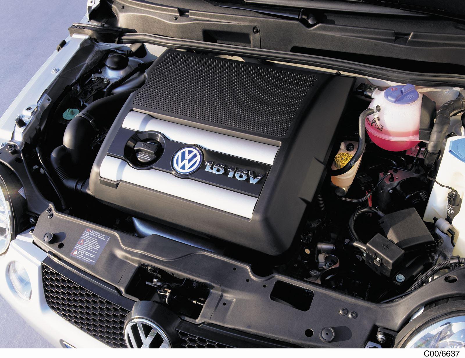 Volkswagen Lupo GTI motor