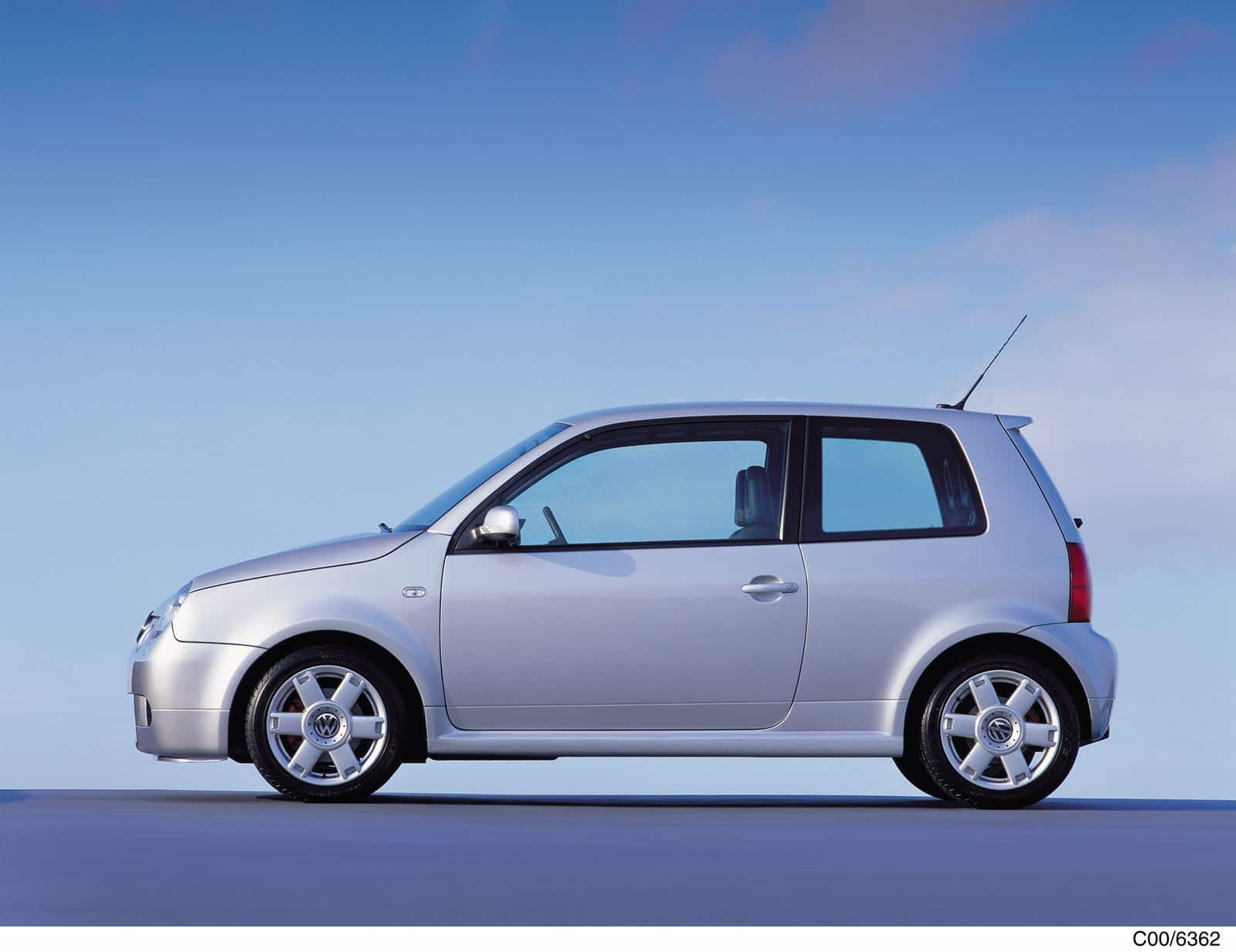 Volkswagen Lupo GTI lateral
