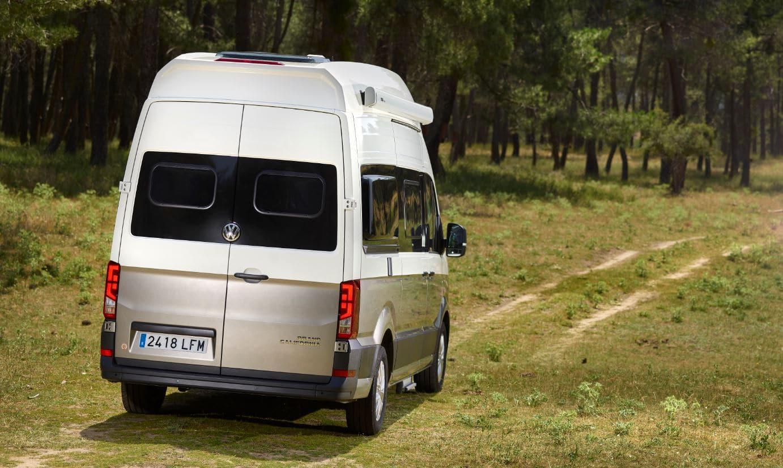 furgoneta camper 4x4