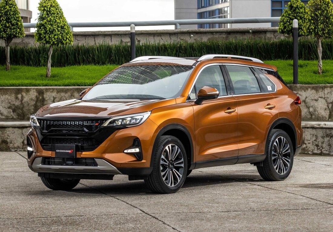 Así es el nuevo Dodge Journey, un GAC chino adaptado