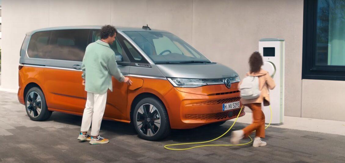 ¡Exclusiva! Todos los precios del nuevo Volkswagen Multivan T7 para España