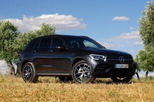 Prueba Mercedes GLC 300de 4Matic: Híbrido y diésel, la mejor opción posible