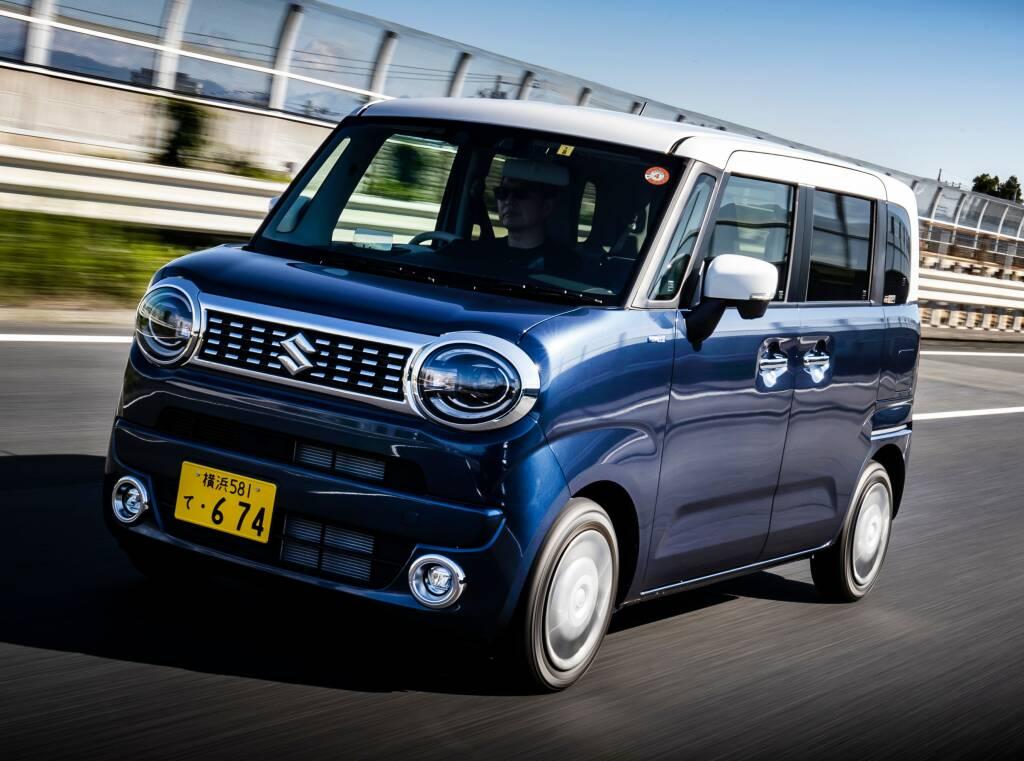 Nuevo Suzuki Wagon R «Smile»: Un kei-car estiloso y diferente