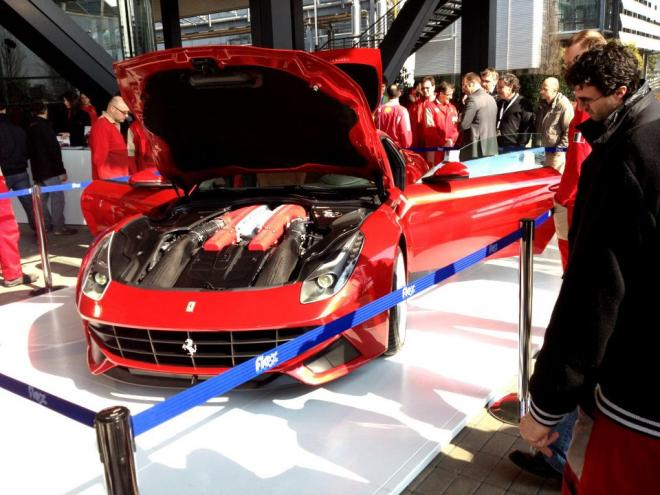 Más imágenes del Ferrari F12 Berlinetta