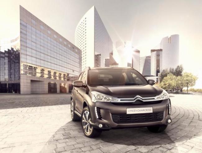 El correcaminos de Citroën: C4 Aircross