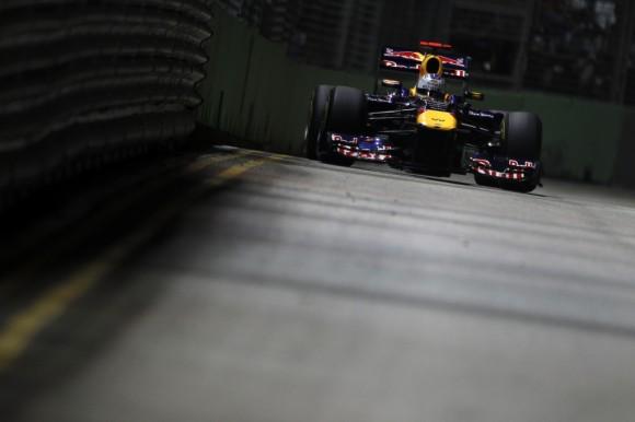 GP Singapur: Vettel quiere ser campeón cuanto antes