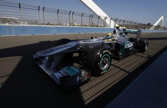 GP Europa: Otro paseo de Vettel hacia el título