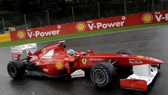 Otra pole para Vettel mientras Alguersuari nos alegra la mañana