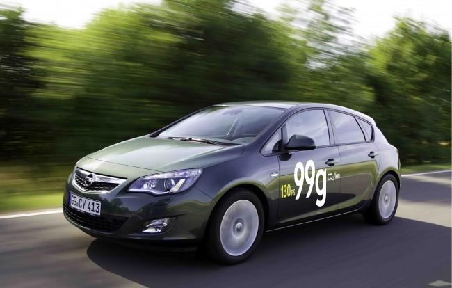 El Opel Astra más limpio jamás conocido