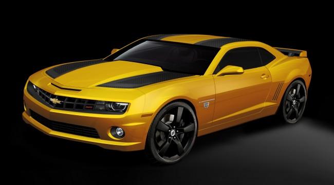 """El Chevrolet Camaro """"Bumblebee"""" vuelve a la gran pantalla con Transformers 3 y se anuncia una nueva edición especial"""
