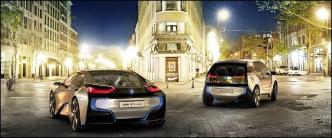 El nuevo concepto de Movilidad de BMW