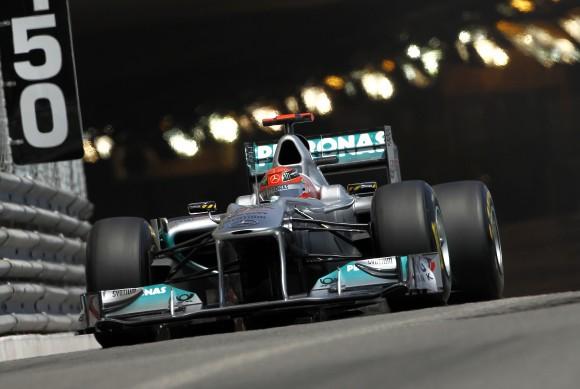 Clasificación Mónaco: Vettel logra la pole y Sergio Pérez da el susto