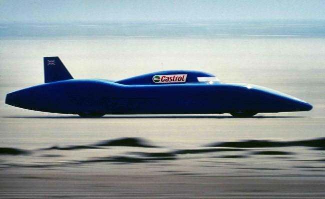 El Blue Bird Electric quiere superar los 807.6 km/h
