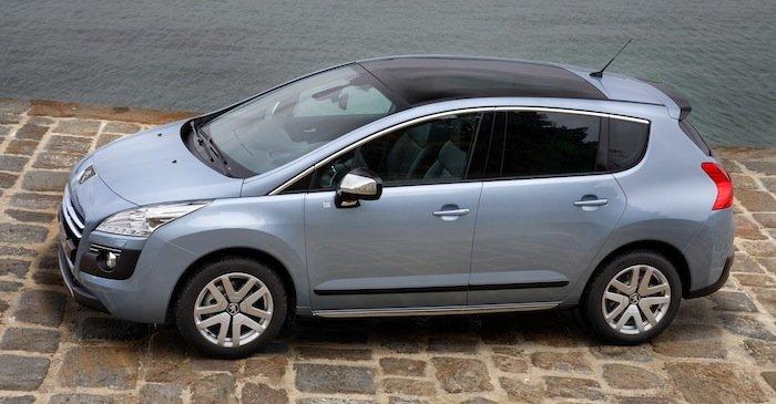 Ya tenemos precio para el nuevo Peugeot 3008 Hybrid4