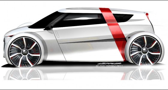 Nuevo vídeo del Audi Urban Concept