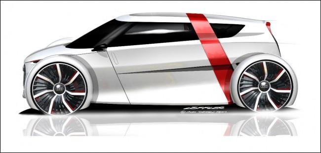 Audi amplía los horizontes del coche urbano: Urban Concept