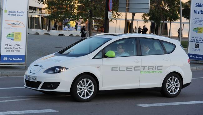 """El coche """"Mas"""" eléctrico de Seat"""