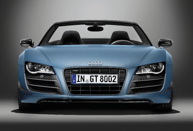 Audi R8 GT Spyder: Si tenemos suerte podremos ver tan sólo una unidad