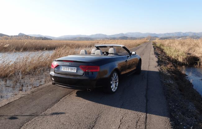 Audi A5 Cabrio: Un 3.0 TDI con la melena al viento (Parte II)
