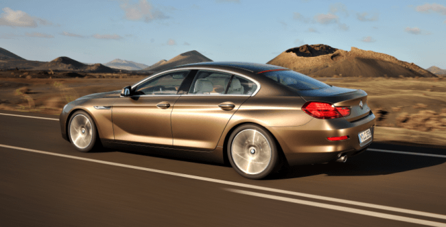 Elegancia que entusiasma: El BMW Serie 6 Gran Coupe
