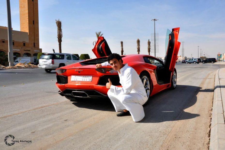 Un árabe paga 50.000€ más por su Lamborghini Aventador