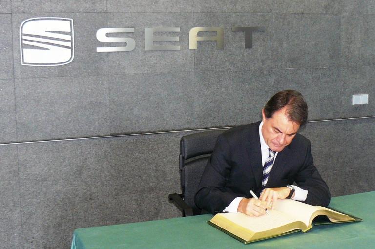 SEAT primera empresa española certificada por su eficiencia energética