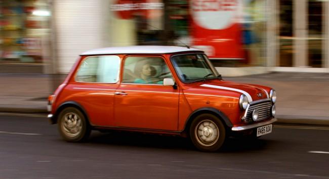 10 años desde la salida del mercado del nuevo Mini