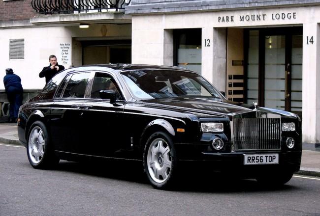 Rolls-Royce presenta la colección Dragón
