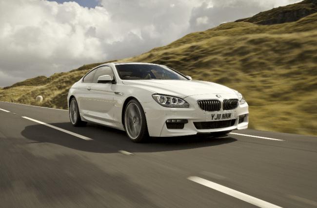 El nuevo BMW Serie 6 Coupé