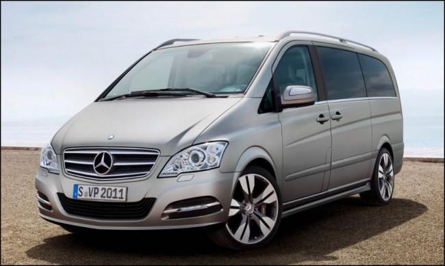 La nueva Mercedes Viano Vision Pearl