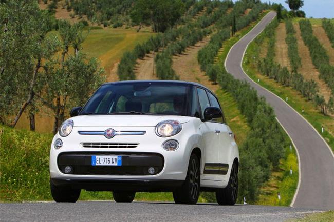 Se agotan en un día las 200 unidades de lanzamiento del nuevo Fiat 500L