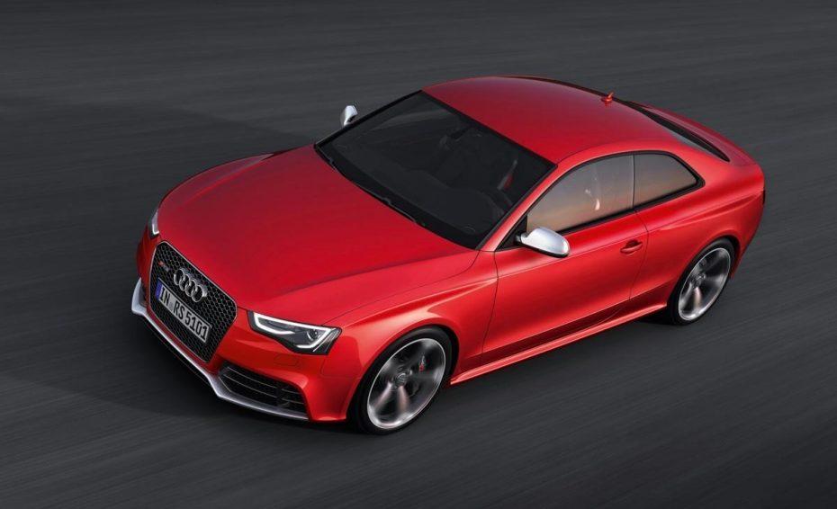 Audi RS5, la nueva bestia Alemana
