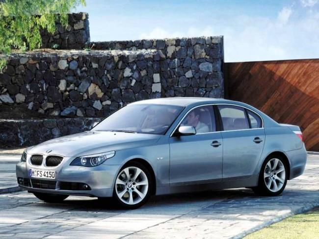 BMW llama a revisión a más de 1 millón de vehículos de las anteriores Series 5 y 6