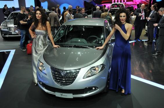 Ypsilón, la nueva estrella italiana de Lancia