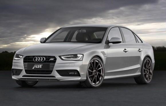 El RS4 de Audi llega de la mano de ABT