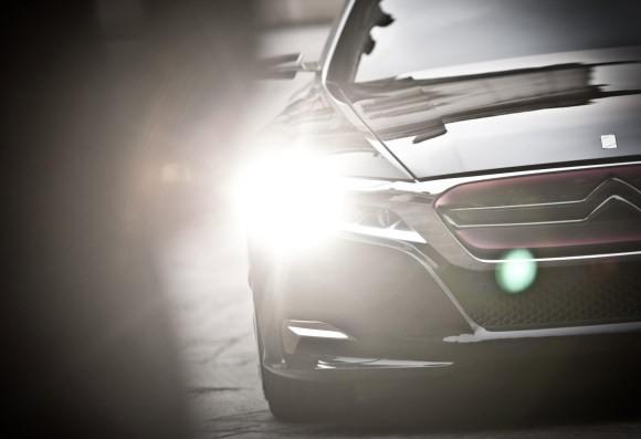 Nuevo teaser del próximo Citroën DS
