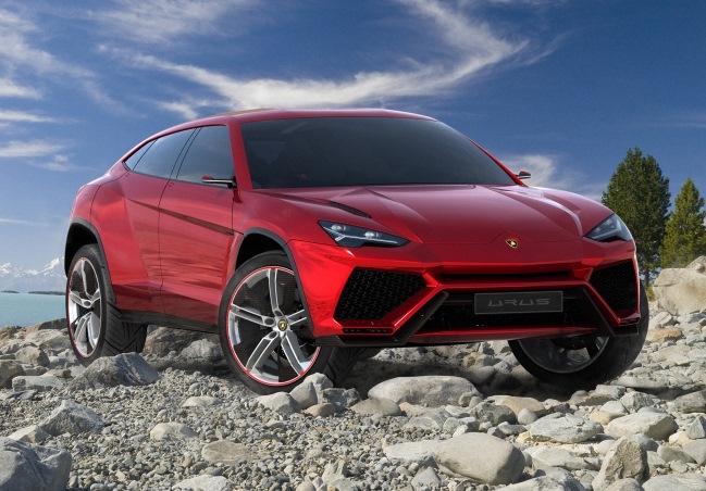 Ya es oficial: El primer SUV de Lamborghini llegará al mercado en 2018