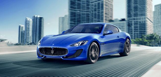 El sustituto del Maserati Gran Turismo S ya está aquí