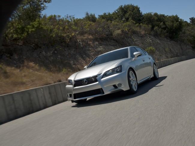 El nuevo Lexus GS ya está aquí