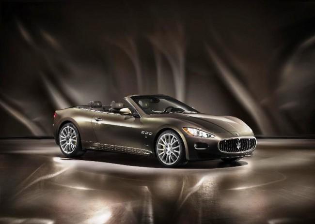 Edición Especial Maserati GranCabrio Fendi