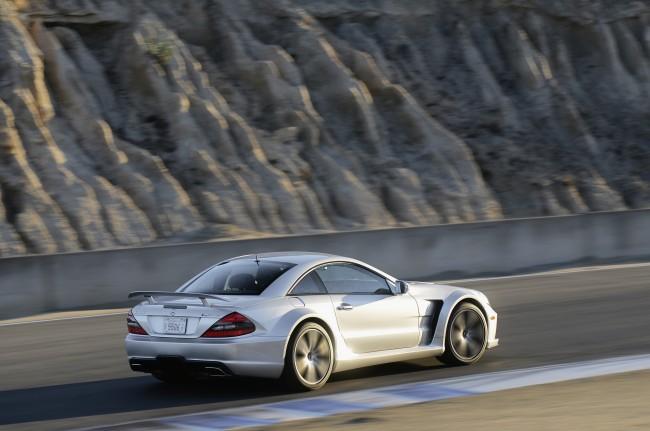 El último adiós al Mercedes-Benz SL
