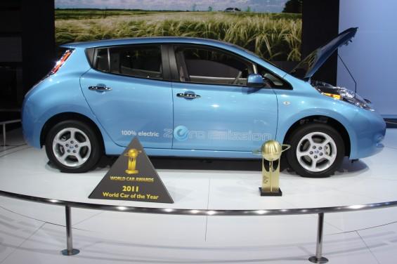 El primer vehículo 100% eléctrico de la mano de Nissan
