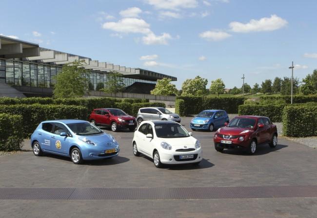 Las ventas de Nissan en Junio 2011