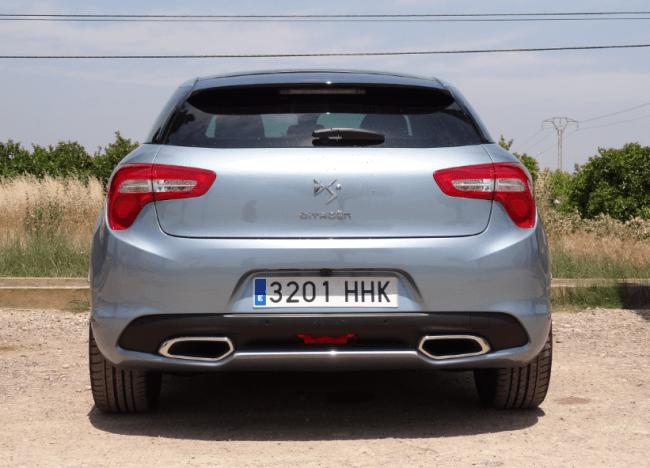 El orgullo de la Creátive Technologie: Citroën DS5 (Parte II)