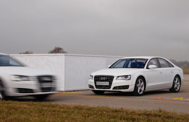 Audi: Para los que pensaban que ya no se puede inventar nada nuevo en un coche