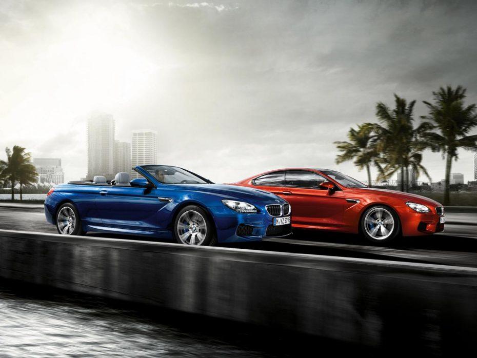 ¿Cambio manual para el BMW M6?